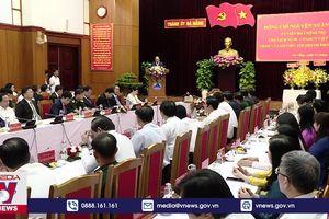 Chủ tịch nước Nguyễn Xuân Phúc thăm, làm việc tại Đà Nẵng