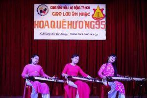 Lan tỏa nhạc cụ dân tộc