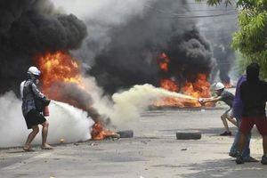Ít nhất 10 cảnh sát Myanmar thiệt mạng sau khi bị một nhóm vũ trang tấn công tại trụ sở