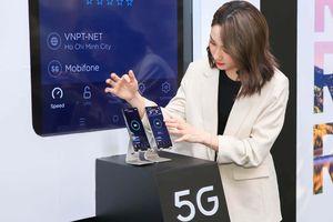 Thị trường smartphone 5G: Cốt lõi vẫn phụ thuộc vào các nhà mạng