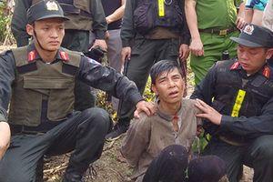 Sơn La: Bắt đối tượng giết bố đẻ rồi trốn lên rừng