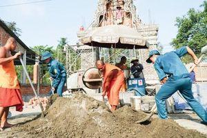 Vui Chôl Chnăm Thmây cùng đồng bào dân tộc Khmer