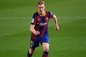 Frenkie De Jong: 'Trận Kinh điển quan trọng, nhưng không quyết định ngôi vô địch La Liga'