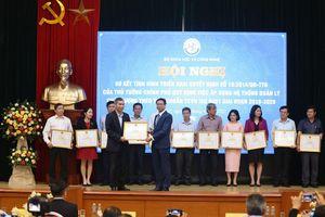 Quảng Ninh là một trong những địa phương đi đầu về áp dụng Hệ thống ISO 9001