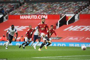 Mourinho không ngại 'Vua phạt đền' Man Utd