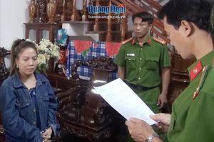 Triệt phá 'boong ke' ma túy lớn giữa trung tâm thành phố Quảng Ngãi