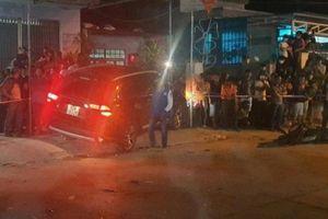 Ô tô đâm 2 người chết, 5 người bị thương: Tài xế có nồng độ cồn trong máu