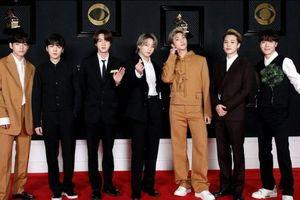 BTS dẫn đầu BXH giá trị thương hiệu nhóm nhạc nam K-Pop tháng 4
