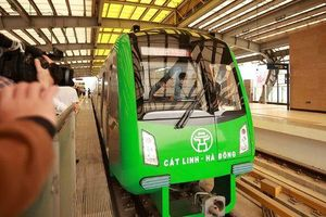Đường sắt Cát Linh - Hà Đông có thể vận hành thương mại cuối tháng 4/2021
