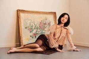 Quần áo cũ của Bình An, Phương Nga, Ngọc Hân tái chế đẹp xuất sắc
