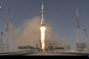 Nhóm phi hành gia Nga, NASA phóng thành công lên Trạm Vũ trụ Quốc tế