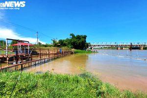 Độ mặn của sông gần bằng 1/3 nước biển, Đà Nẵng thiếu nước sinh hoạt