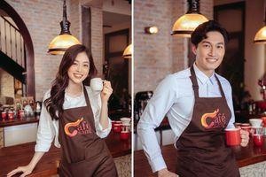 Diễn viên Đình Tú và Á hậu Phương Nga làm MC Cà phê sáng phiên bản mới