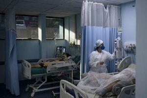 Tỷ lệ lây nhiễm Covid-19 tăng cao trên toàn cầu