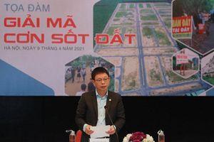 5 nguyên nhân 'sốt' giá đất tại Hà Nội