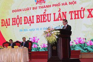 Khai mạc Đại hội đại biểu Đoàn Luật sư thành phố Hà Nội lần thứ X