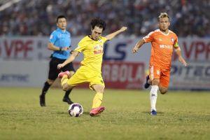 Vòng 8 LS V.League 1-2021: HAGL tiếp tục ngôi đầu, 'chảo lửa' mới Hòa Xuân