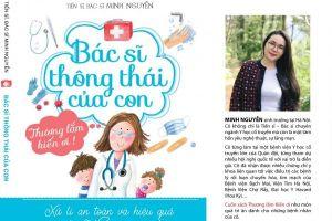 Bác sĩ viết sách bằng trái tim người mẹ