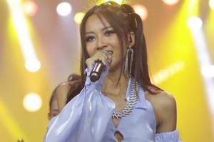 Suboi lên tiếng xác nhận không tham gia Rap Việt mùa 2 ngay tại Rap Việt Concert!