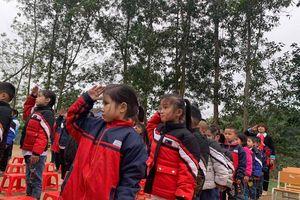 'Tổ quốc trong tim' ghi hình lễ chào cờ ở những nơi địa đầu Tổ Quốc