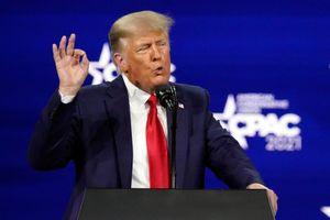 Ông Donald Trump hứa giúp Đảng Cộng hòa giành lại lưỡng viện quốc hội
