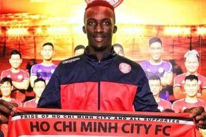 Sài Gòn FC chiêu mộ Diakate
