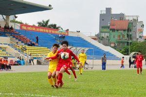 Kết thúc giải bóng đá nữ U19 Quốc gia 2021