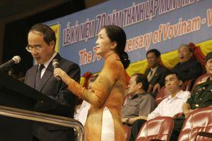 Chia tay một MC huyền thoại của làng thể thao Sài Gòn