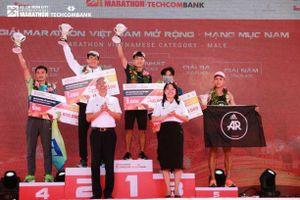 Cùng quảng bá du lịch qua giải marathon quốc tế TP.HCM.
