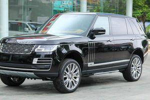 Range Rover SVAutobiography LWB 2021 giá hơn 13 tỷ đồng tại Việt Nam