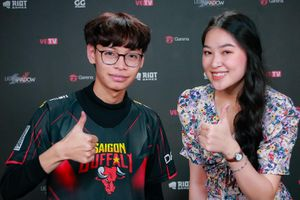 Saigon Buffalo giành vé vào chung kết VCS mùa xuân 2021