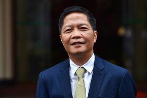 Trưởng ban Kinh tế TW Trần Tuấn Anh thăm Đại học Quốc gia TP.HCM