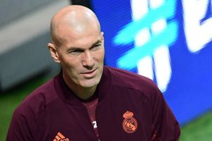 Zinedine Zidane quá giỏi