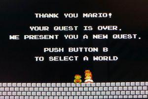 Người 'phá đảo' Super Mario nhanh nhất thế giới