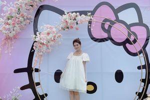 Đám cưới của cô dâu cuồng Hello Kitty ở Long Xuyên