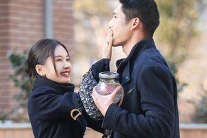 Người đẹp 'Âm Dương Sư' công khai hẹn hò doanh nhân trẻ