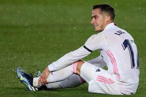 Real Madrid trả giá sau trận thắng Barca