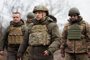 Gia tăng căng thẳng vùng Donbass
