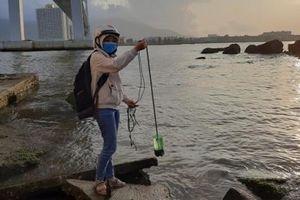 Độ mặn trên hệ thống thủy lợi An Trạch tăng cao