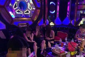 13 nữ làm bậy với nhiều nam trong quán karaoke