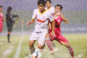 Học viện Nutifood chiến thắng U19 Sài Gòn, Đồng Tháp loại An Giang qua loạt luân lưu
