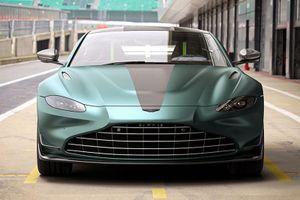 Ra mắt Aston Martin Vantage F1 Edition đặc biệt, hơn 4,53 tỷ đồng