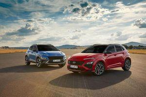 Hyundai Kona 2021 từ 645 triệu đồng tại Malaysia, sắp về Việt Nam