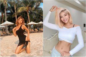 'Lâm trận' đường đua bikini, ái nữ Chưởng môn Vịnh Xuân gây sốt