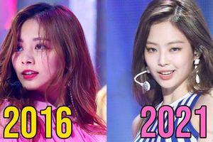10 ca khúc của các nhóm nhạc nữ K-Pop được phát trực tiếp nhiều nhất 5 năm qua