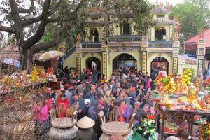 Độc đáo lễ hội tắt đèn ở Bắc Ninh
