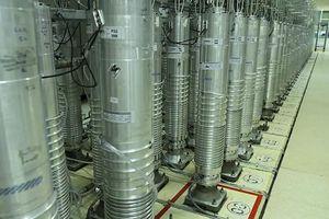 Cơ sở hạt nhân Iran gặp sự cố