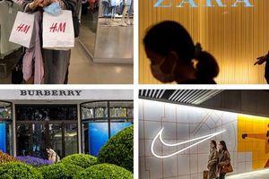 Thời trang phương Tây bị kẹt trong thế 'tiến thoái lưỡng nan' ở thị trường Trung Quốc