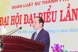 Luật sư Đào Ngọc Chuyền được bầu giữ chức Chủ nhiệm Đoàn Luật sư Hà Nội