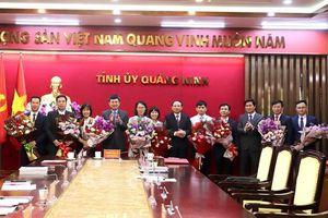 Quảng Ninh thi tuyển lãnh đạo ba Sở
